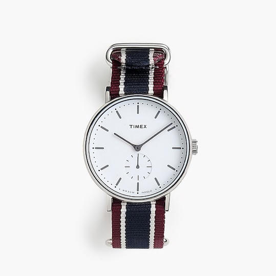 Timex Stripe Watch
