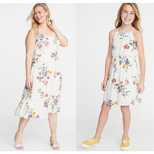 Tiered Cami Dresses