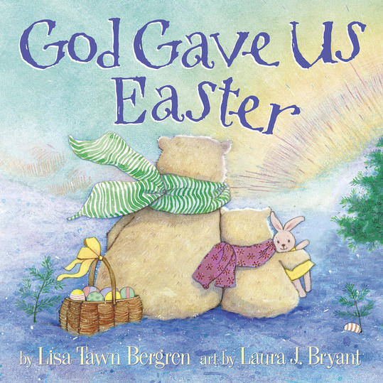 God Gave Us Easter Book