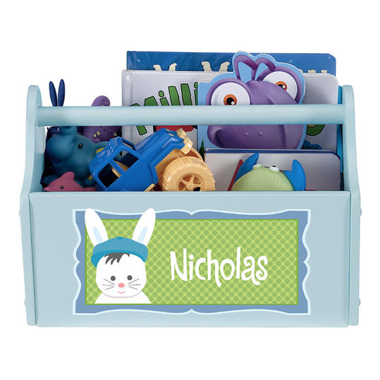 Personalized Toy Caddy