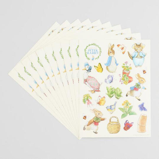 Tale Of Peter Rabbit Stickers