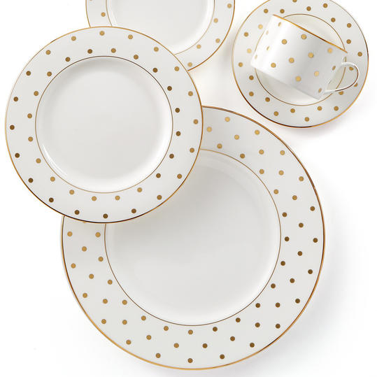 Kate Spade New York 'Larabee Road' in Gold