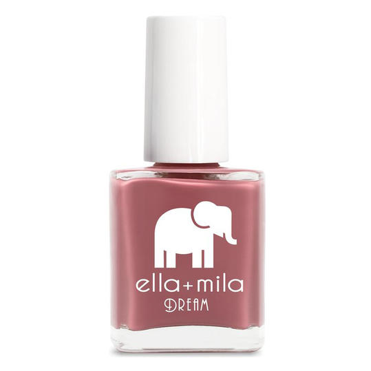 Ella + Mila Nail Polish in Time for a Bond Fire