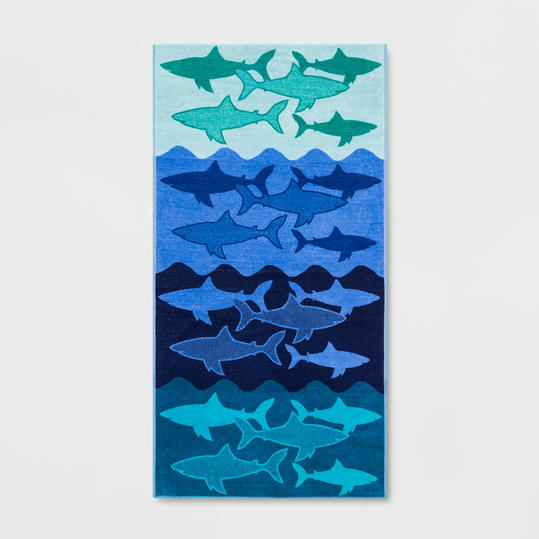 The Coolest Towel for Boys