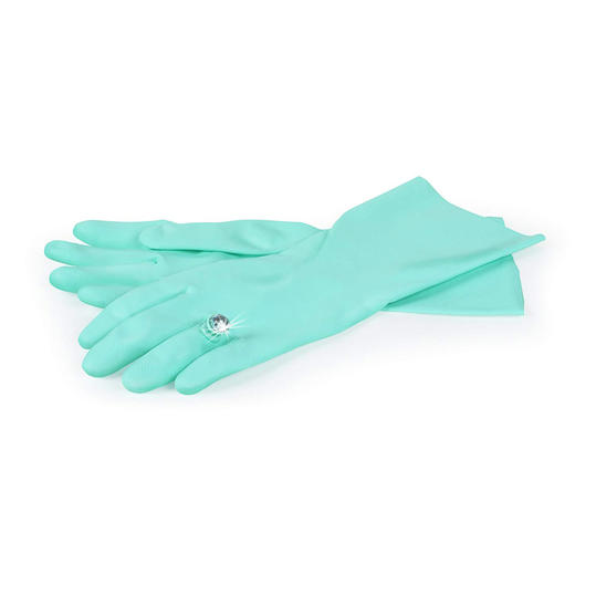 RX_1905 Fun Cleaning Products_Beauty Clean Rubber Dish Washing Gloves