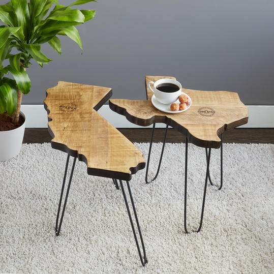 UncommonGoods State Side Table