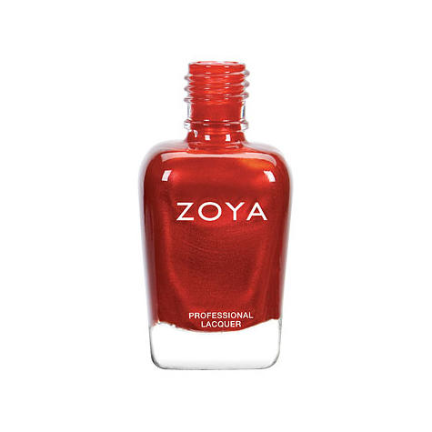 November: Zoya Nail Polish in Ember