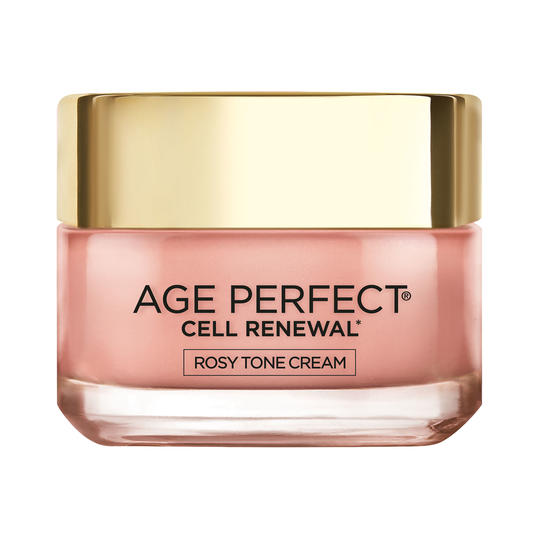 RX_1905: L'Oreal Paris Age Perfect Cell Renewal* Rosy Tone Moisturizer