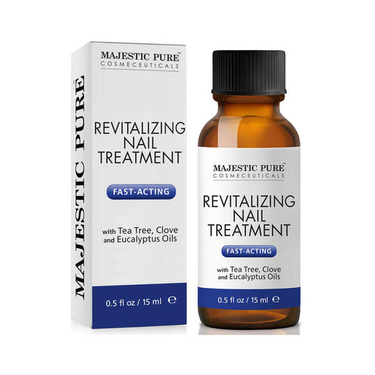 Majestic Pure Revitalizing Nail Treatment with Tea Tree