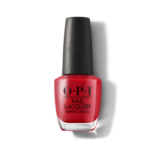 Red Heads Ahead by OPI