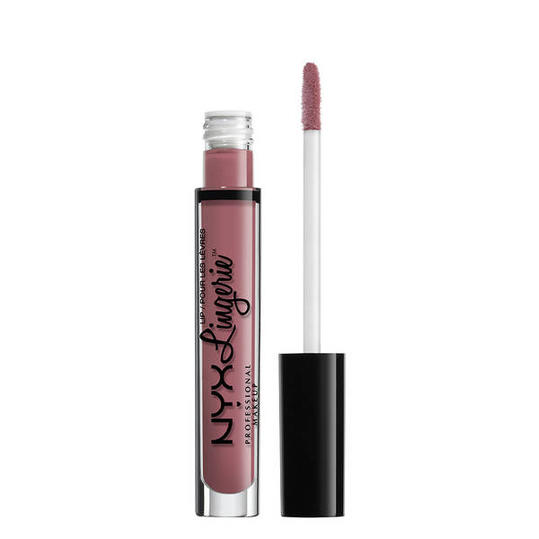 NYX Lip Lingerie Liquid Lipstick in Embellishment