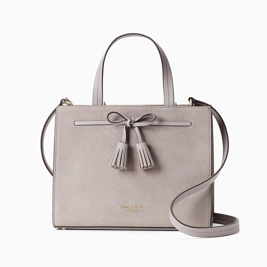 Kate Spade New York Hayes Suede Small Satchel