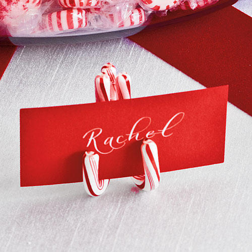 Fun and Festive Christmas Place Card Ideas for Your Holiday Dinner