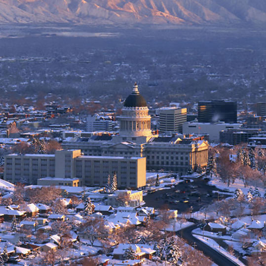 No. 6 Salt Lake City