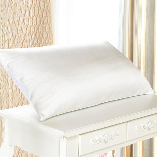 Lily Silk 100 Pure Mulberry Silk Pillowcase for Hair with Cotton Underside