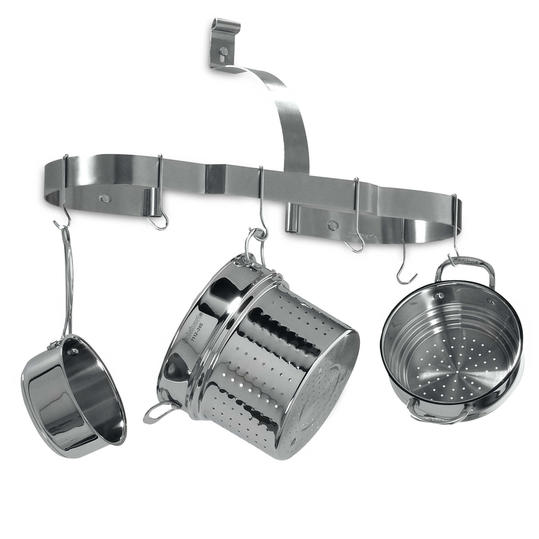 Cuisinart Brushed Stainless Steel Pot Rack