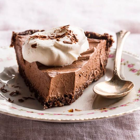 Chocolate Infinity Pie