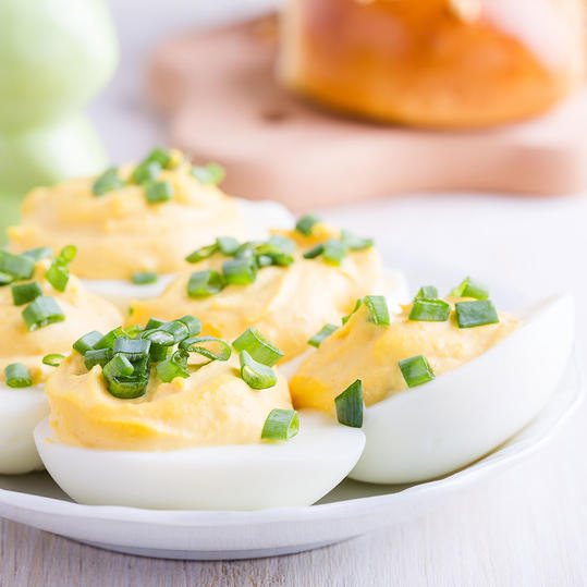 healthy deviled eggs recipes