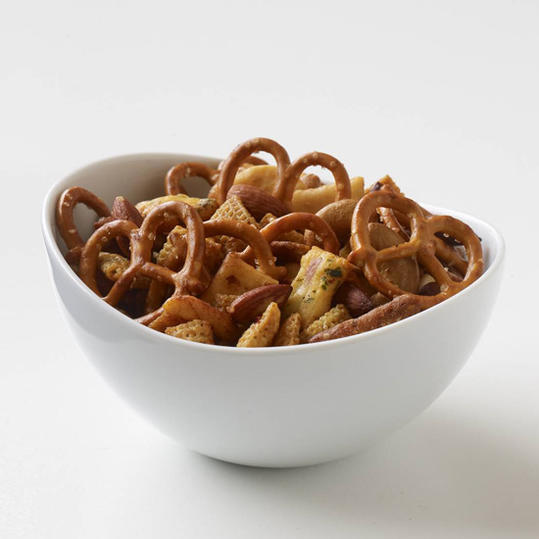 Maple-Soy Snack Mix