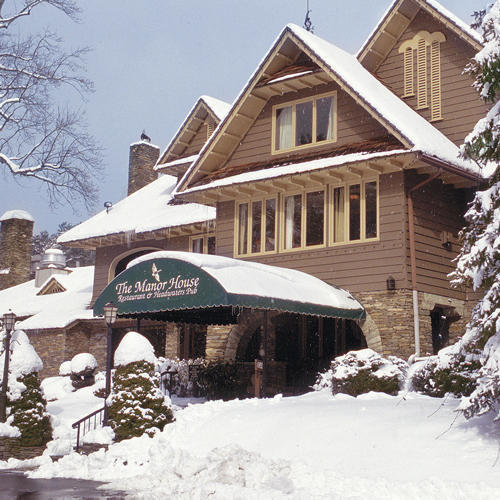 Winter Trips: Blowing Rock and Boone, NC