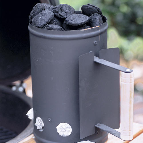 Light Your Coals With Ease
