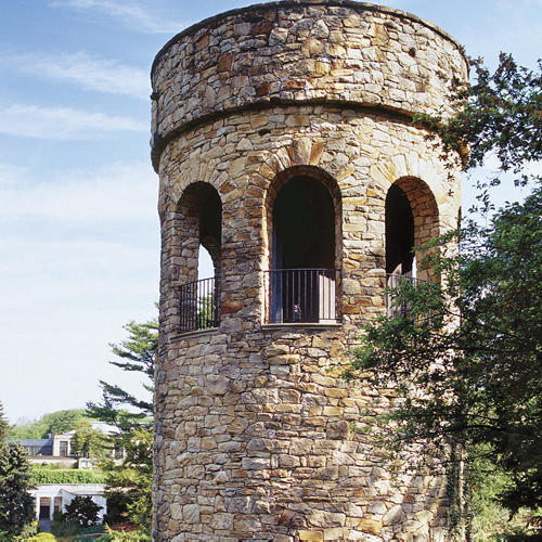 longwood gardens chime tower