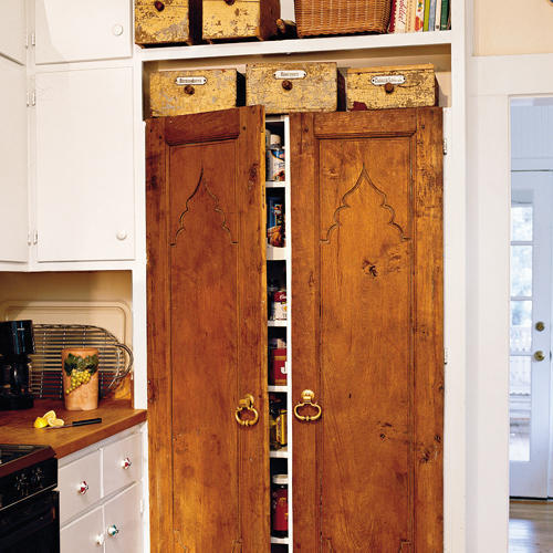 Conquering Kitchen Clutter