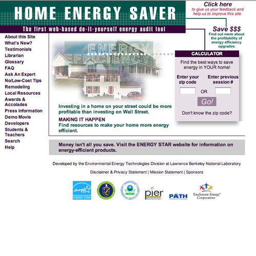 Have an energy audit