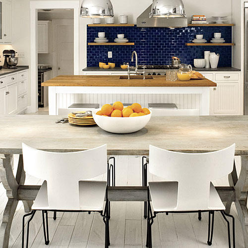 Superior Subtle Nautical Kitchen