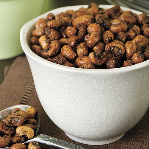 Chickpea Party Snack