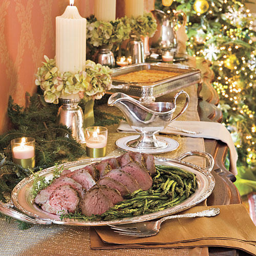 Elegant Holiday Entrée Recipes