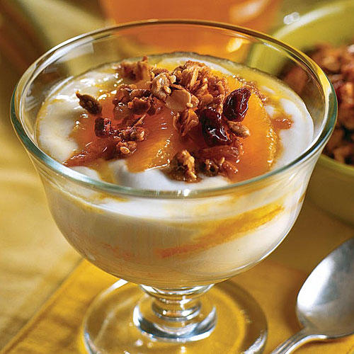 Brunch Recipes: Mixed Fruit Granola Recipes