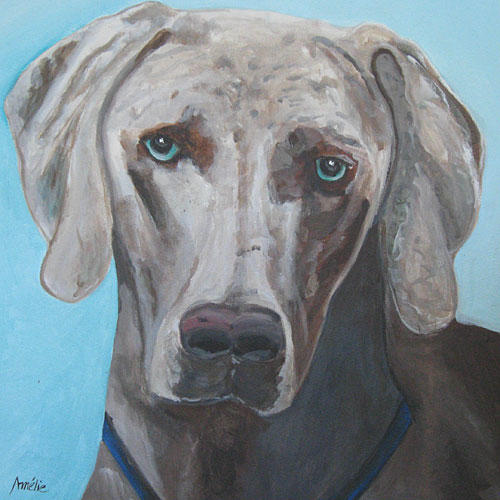 Honor Man's Best Friend with a Dog Portrait
