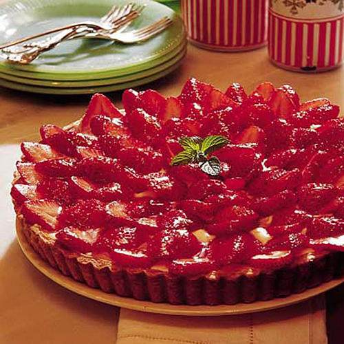 Strawberry Tart Recipes