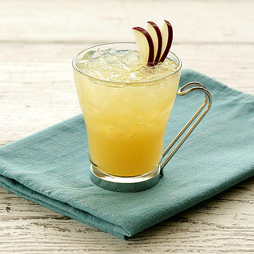 Bourbon Cider Sour Recipe