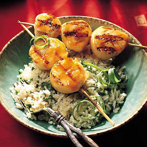 Great Grilled Seafood Recipes