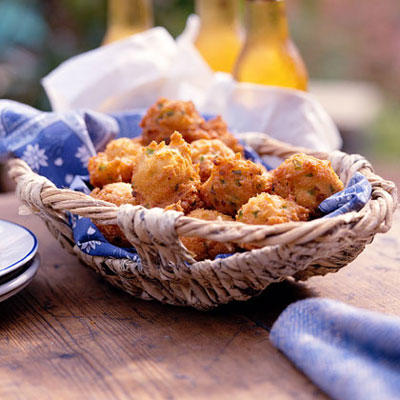 Mississippi Hush Puppies (Mississippi State)