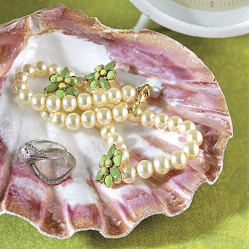 Shell Jewelry Dish