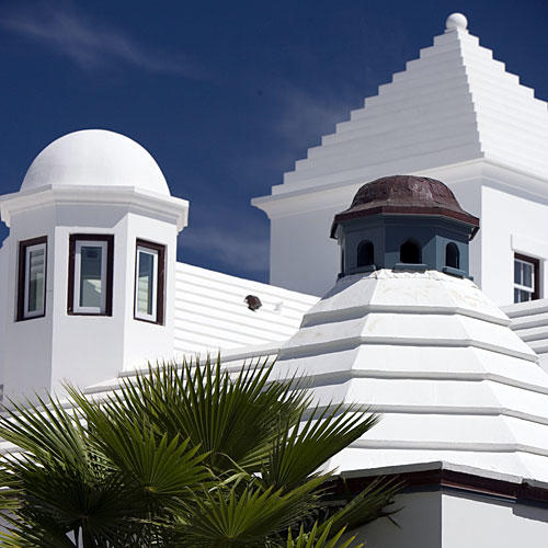 Rooftops and cupolas