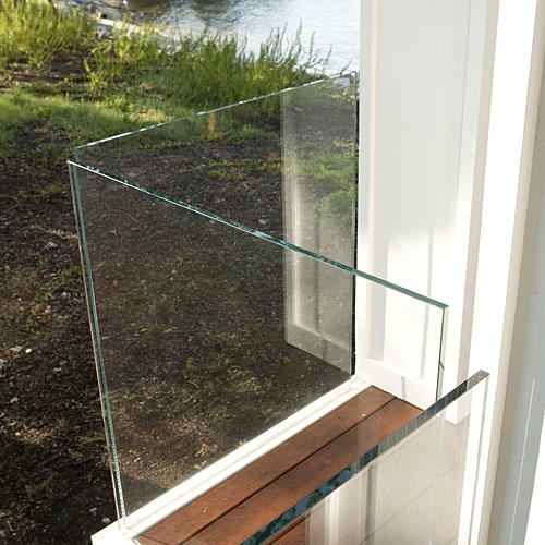Glass Deck Railing
