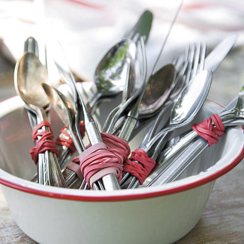 Easy Silverware Bundles