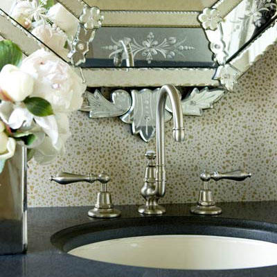 Freshen Up Your Powder Room