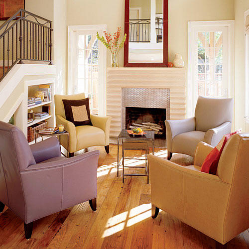 Living Room Ideas - Southern Living
