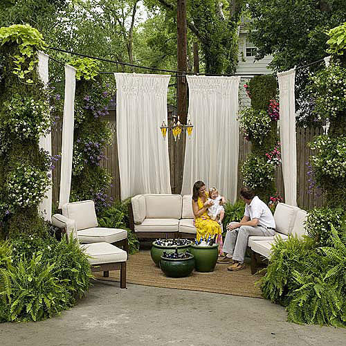 Ideas And Designs For Your Alfresco: Outdoor Makeovers For Your Backyard, Deck, Front Entryway