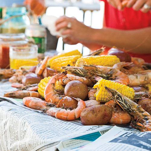 Southern Shrimp Boil Songs