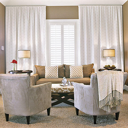 Linen Window Treatments
