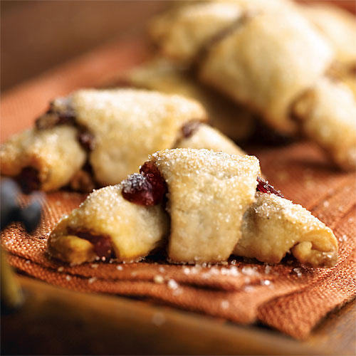 Best Cookies Recipes: Cranberry-Pecan Rugalach Recipes