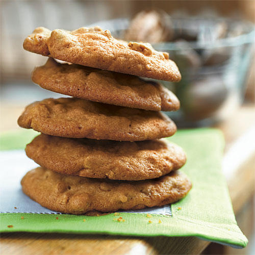 Crispy Praline Cookies Recipe