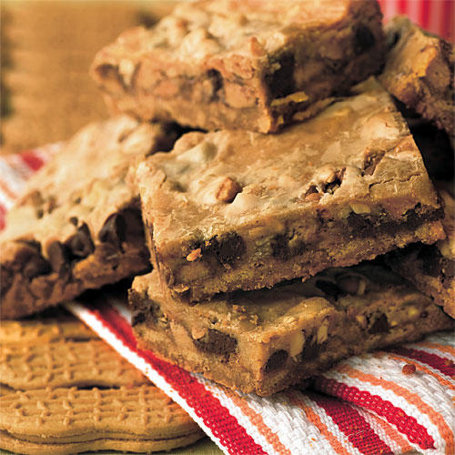 Best Cookies Recipes: Peanut Butter-Candy Bar Brownies Recipes