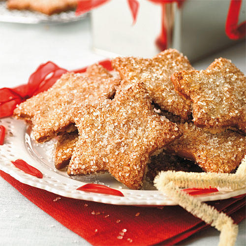 Best Cookies Recipes: Sparkling Ginger Stars Recipes